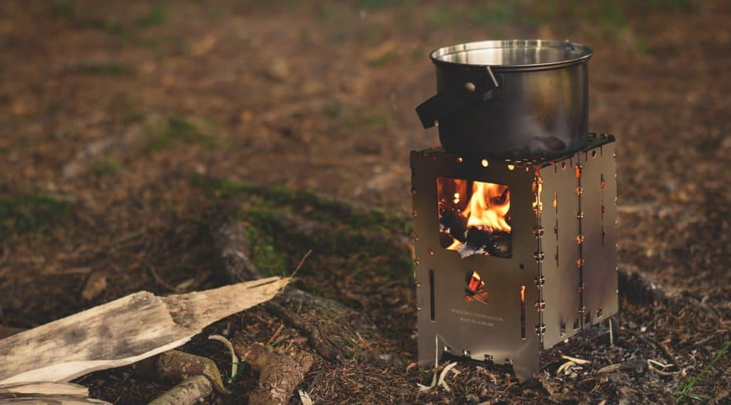 Hiking Cooking Gear