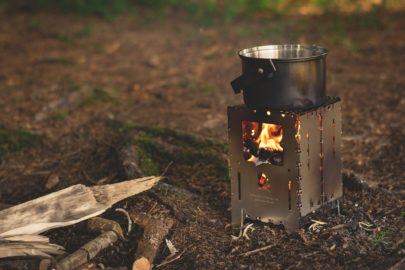 Backpacking Camp Stove
