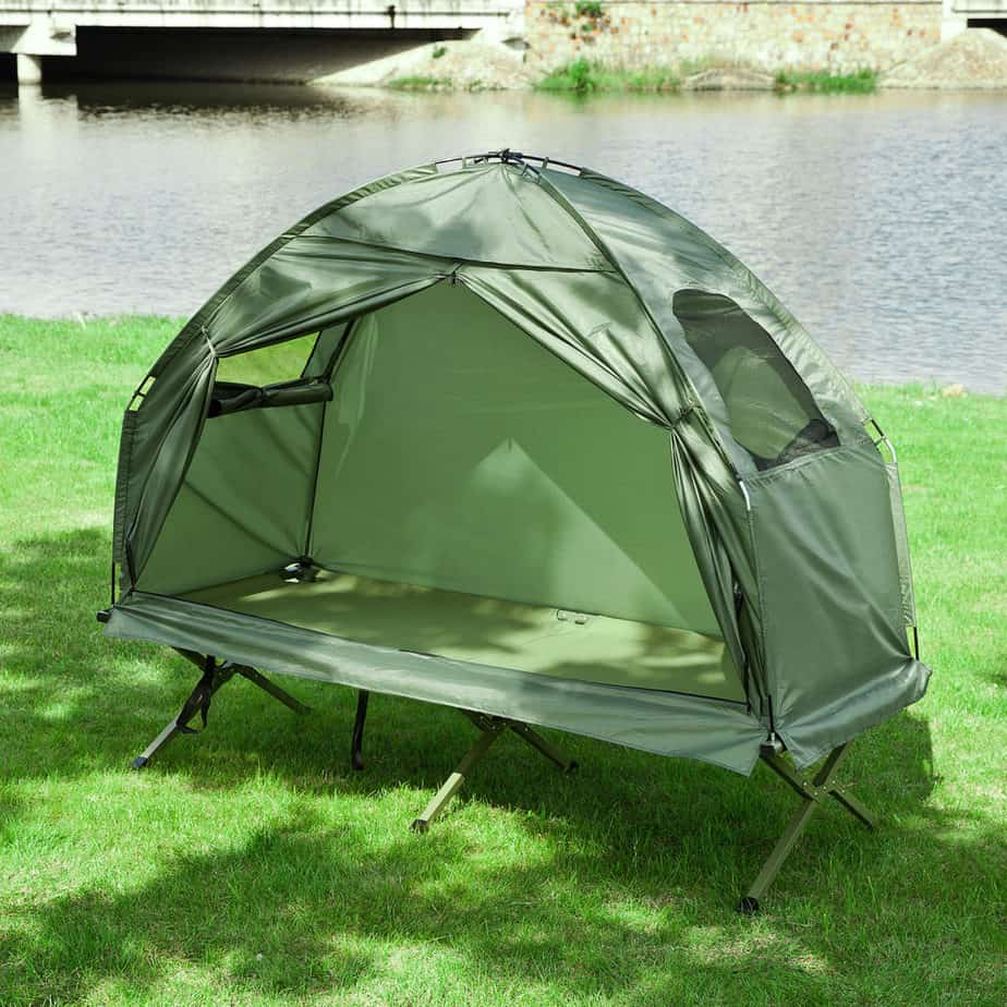 Camping Beds For Tents >> Which is Better a Camping Bed Tent or a Standard Tent