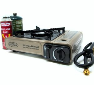 GAS ONE GS-3400P Dual Fuel Camp Stove