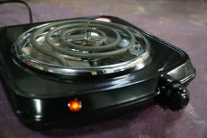 camping hot plate