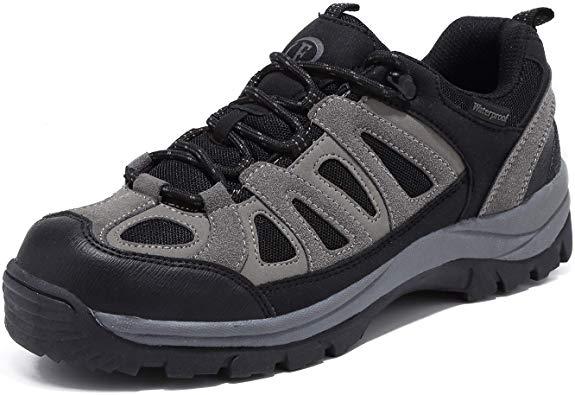 EYUSHIJIA Men's Outdoor Waterproof Hiking Shoes