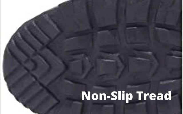 EYUSHIJIA Men's Hiking Shoes Non-Slip Tread