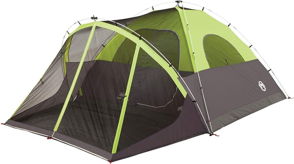 Coleman 6-Person Steel Creek Fast Pitch Dome Tent
