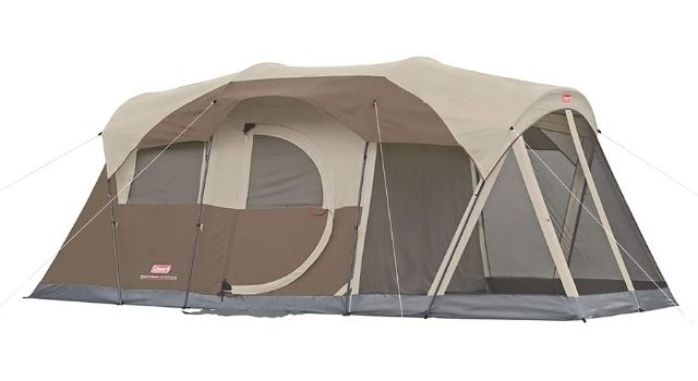 Coleman WeatherMaster Tent with Rainfly
