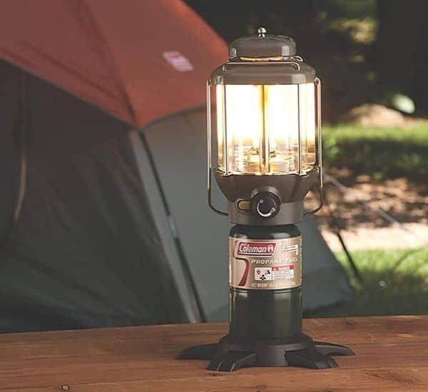 How Many Lumens is a Propane Lantern
