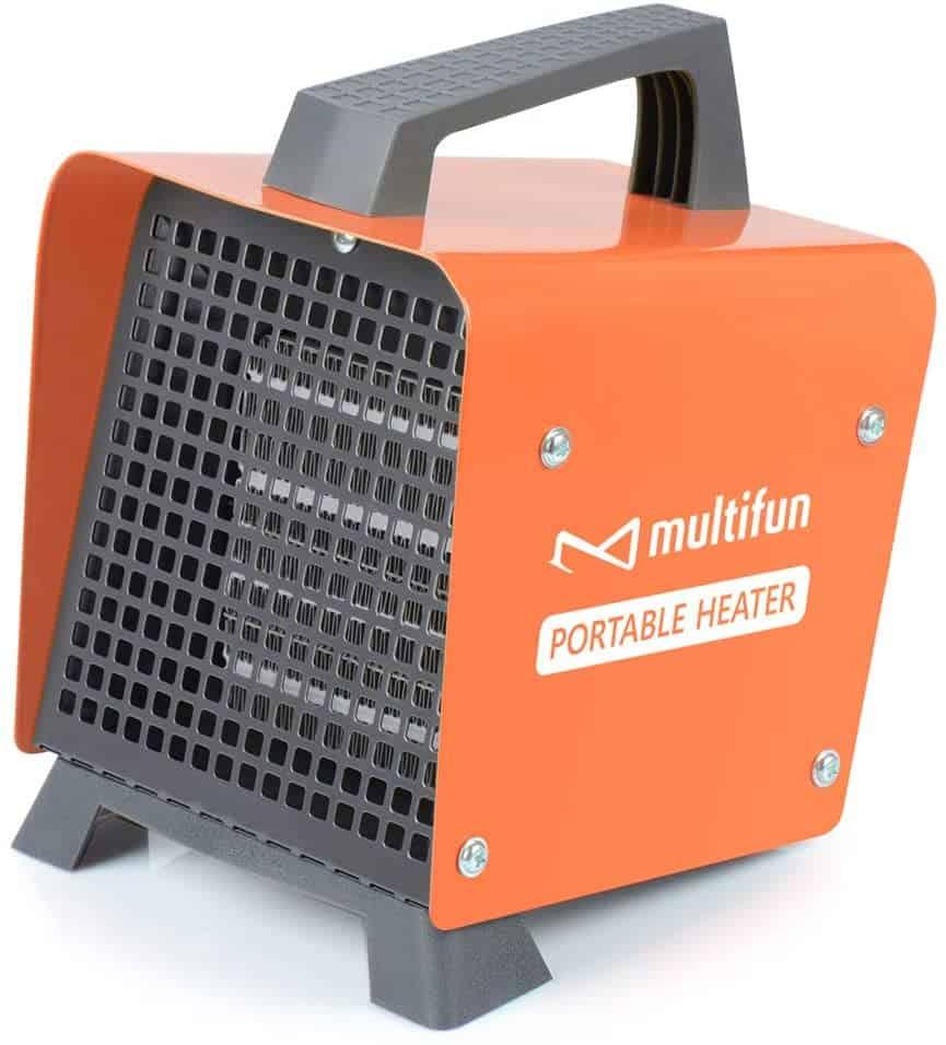 Mulifun Portable Electric Ceramic Space Heater