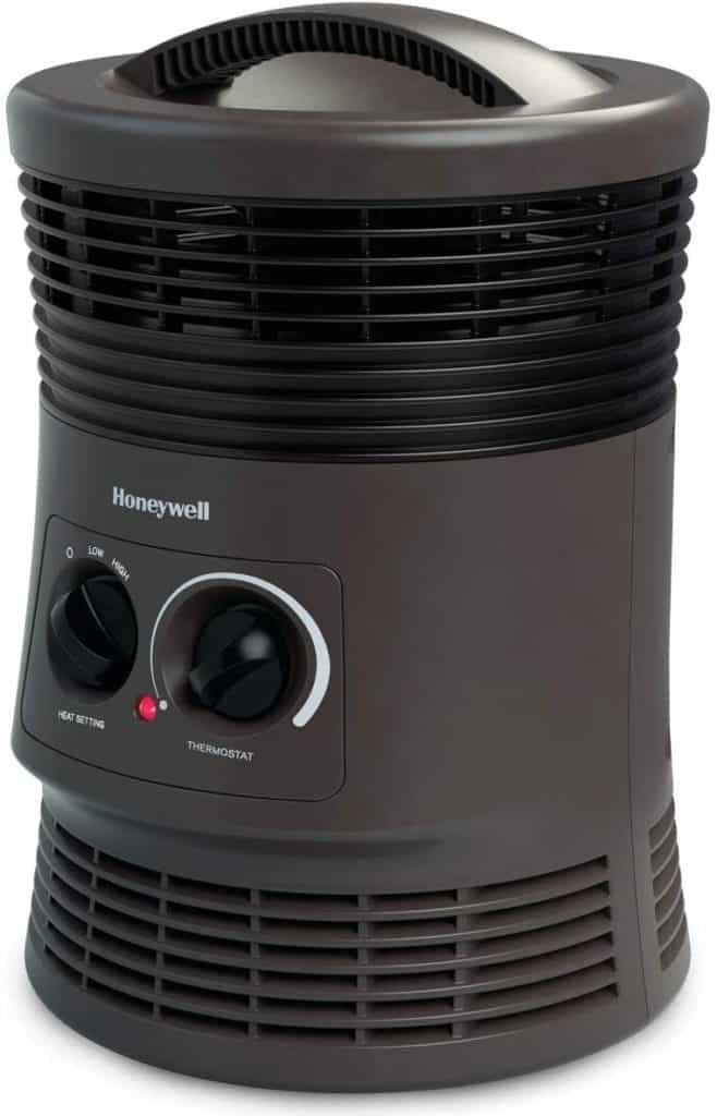 Honeywell 360 Degree Forced Fan Heater