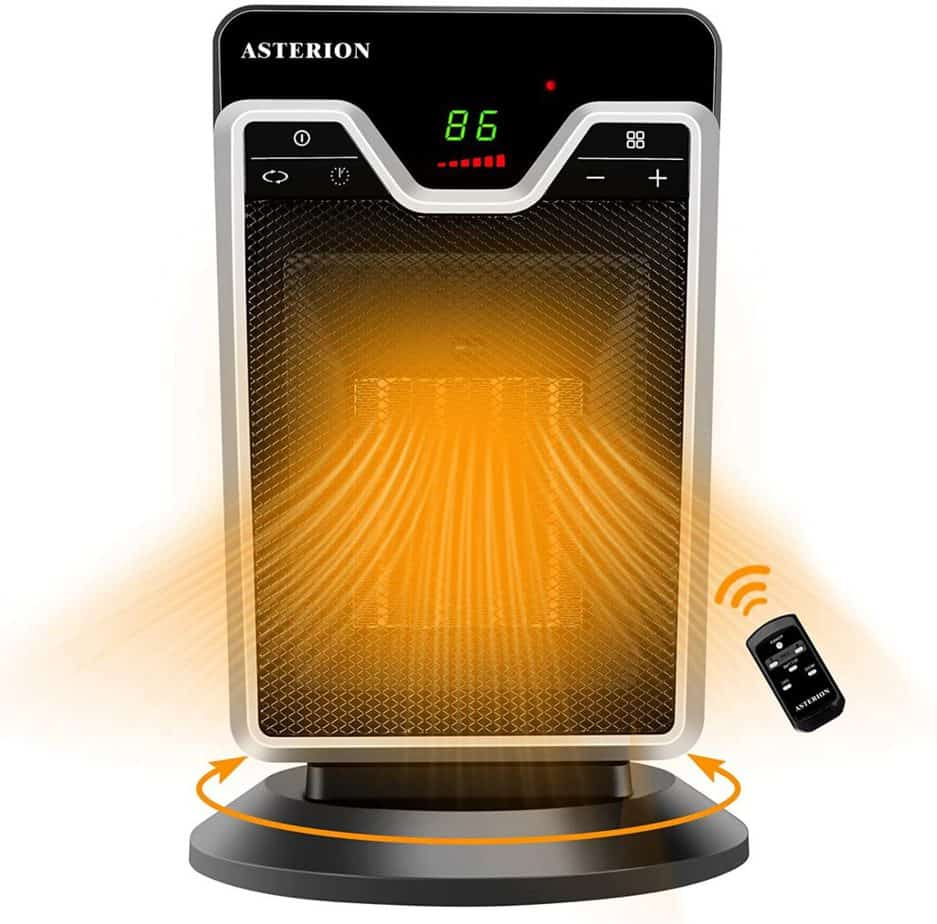 ASTERION Ceramic Space Heater