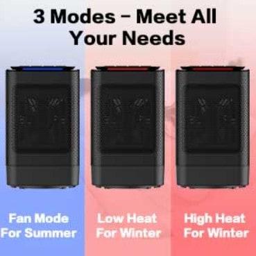 3 Modes