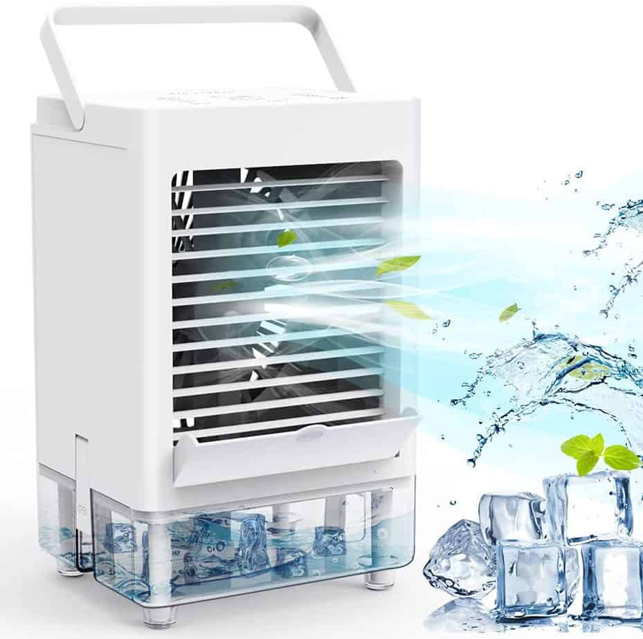 Zeef Battery Operated Personal Air Cooler