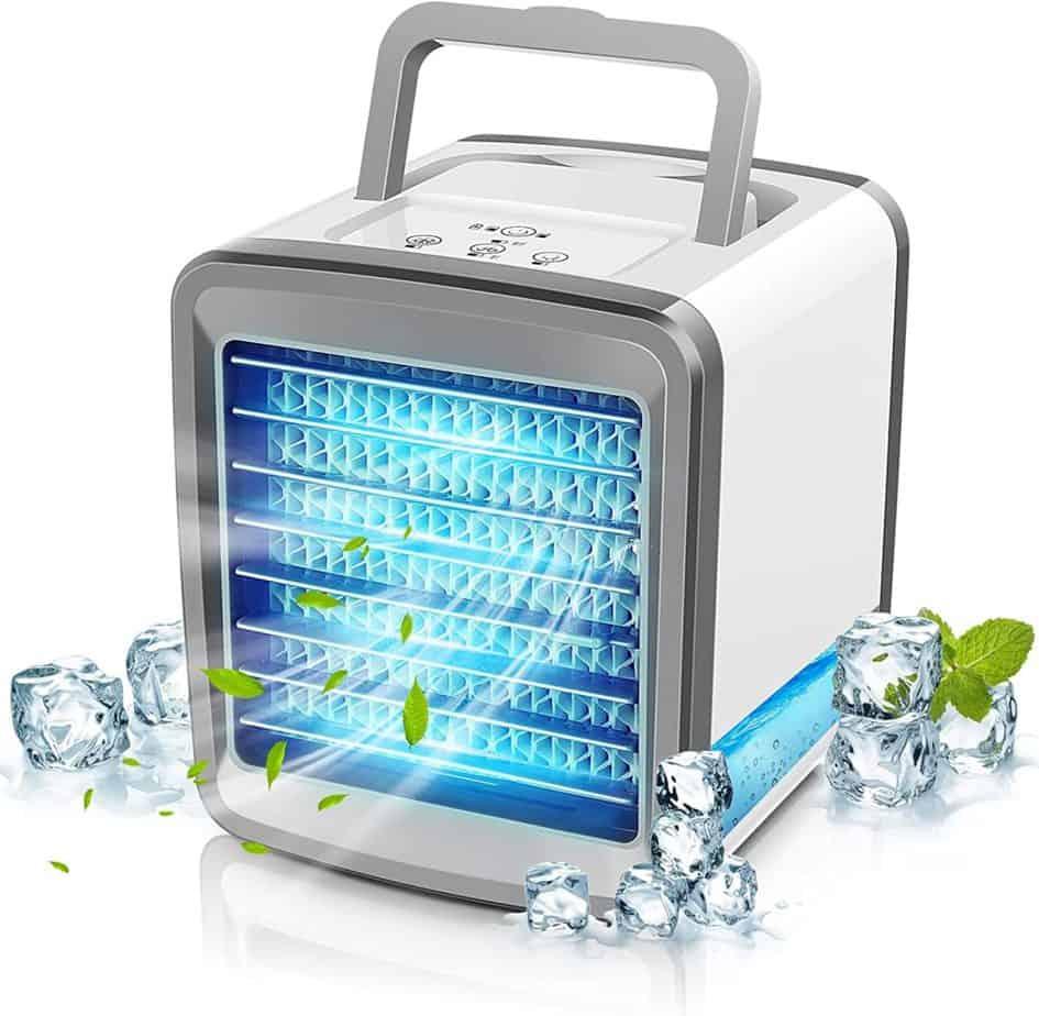 Zakora Portable Personal Evaporative Cooler Air Conditioner