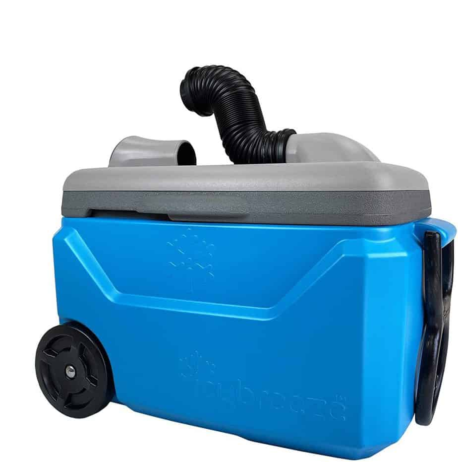 IcyBreeze V2 Pro Portable Air Conditioner & Cooler