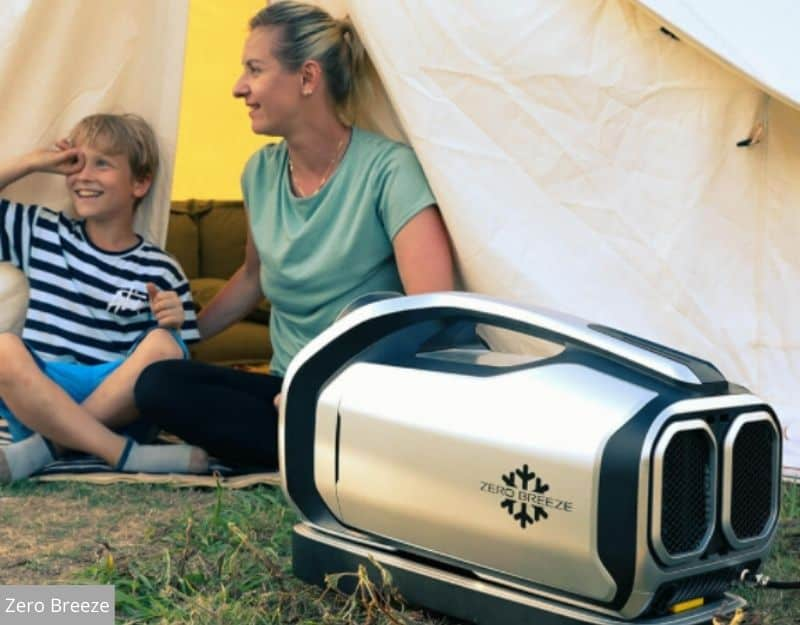 Tent Air Conditioner Battery Powered