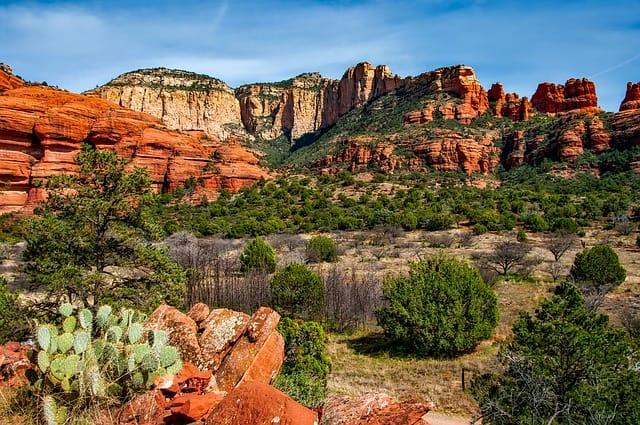 Arizona Canyon Desert Landscape